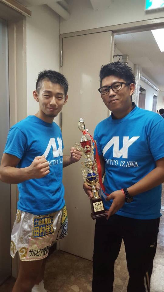 K-1 WORLD GP 2015 ~SURVIVAL WARS~帯同