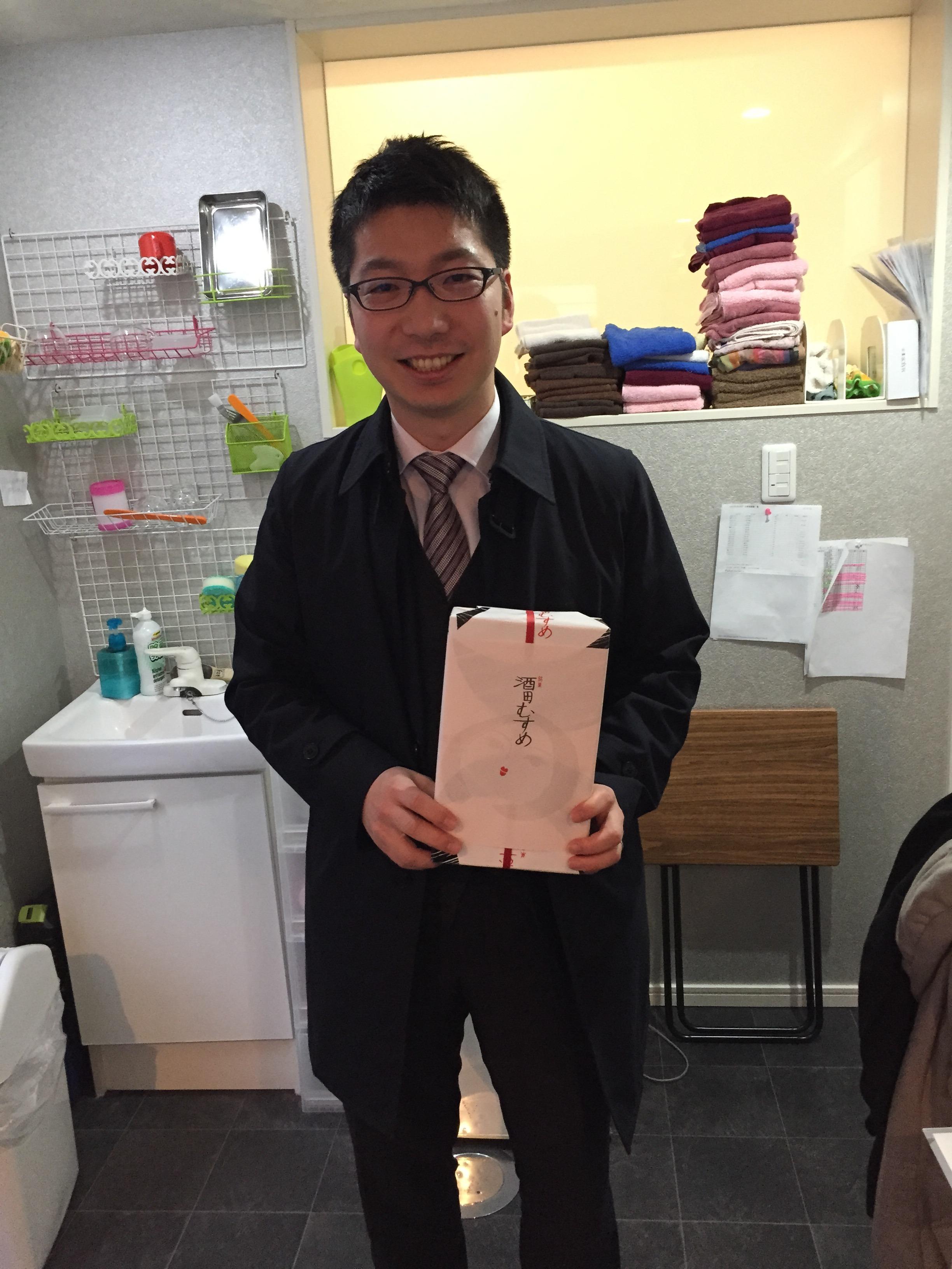 弁護士田島先生ご来院