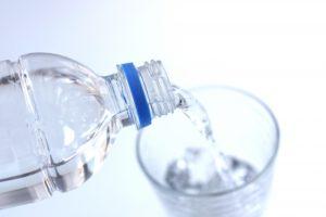 運動前の水分補給について