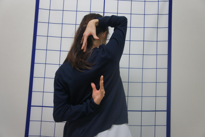 肩関節~肩甲骨チェック