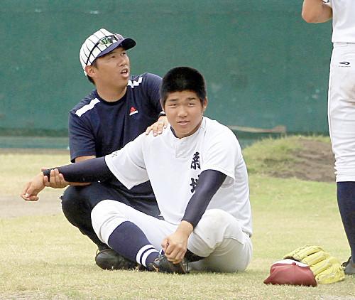 トレーナー活動ー野球