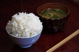 米食べてますか?糖質制限について