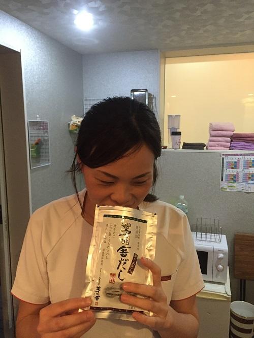 頂き物☆鍼灸治療