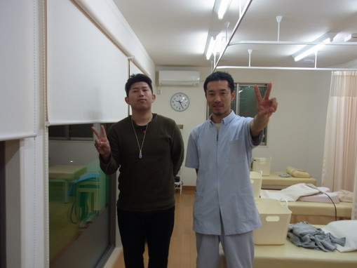 上川さん(-^〇^-)
