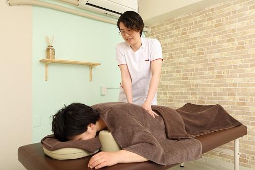 マッサージ☆はり灸治療