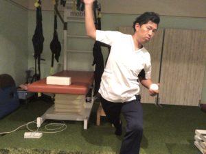 【野球】投球フォームで肩が開く原因とトレーニング方法