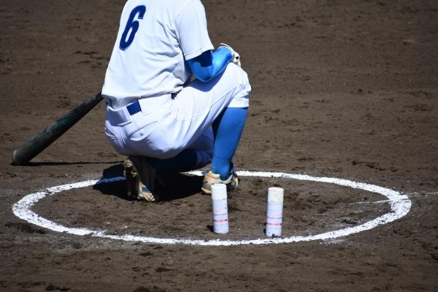 野球による腰痛の黄色信号